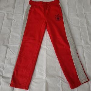 Gap Boys Red Sweatpants